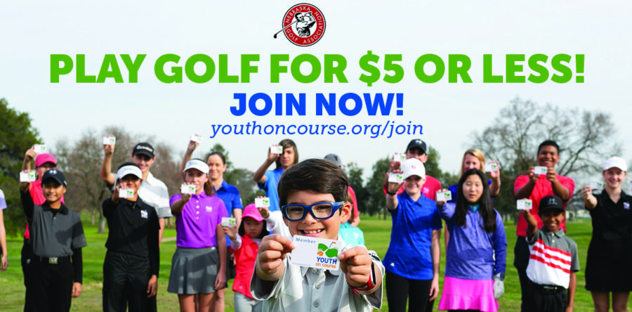 Youth on Course Membership Now Open