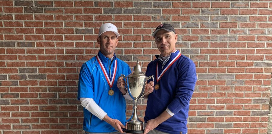 Nietfeldt/Knispel Win Four-Ball in Dramatic Fashion