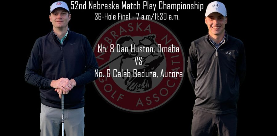 Huston, Badura to Face-off in Nebraska Match Play Final