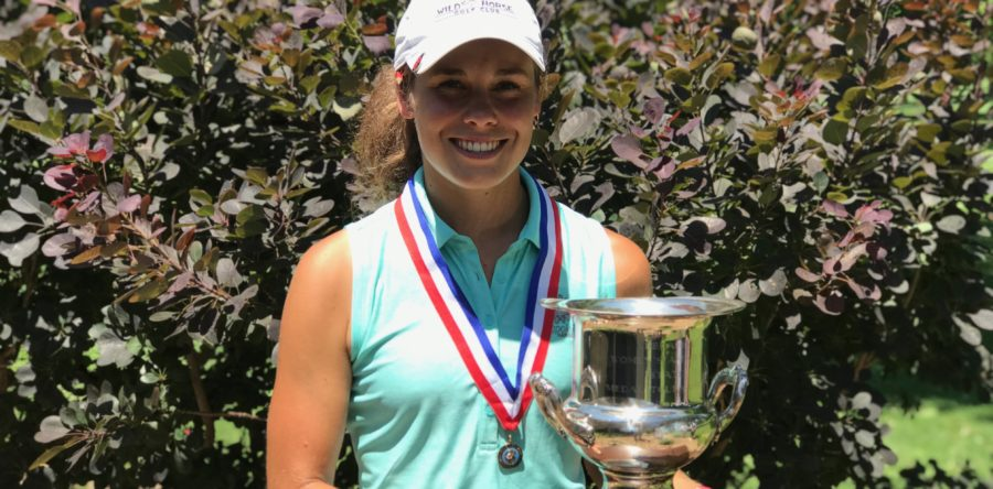 Thiele Rolls to Nebraska Women's Amateur Title