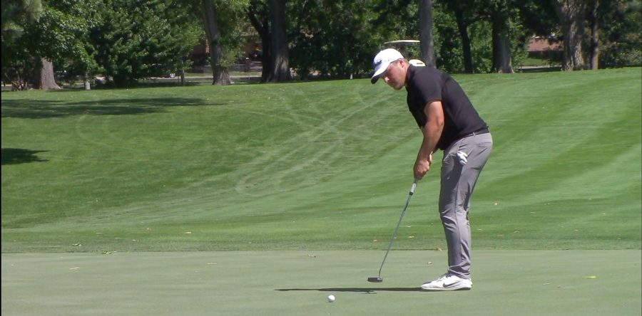 Schaake Surges into 54-hole Lead at Nebraska Amateur