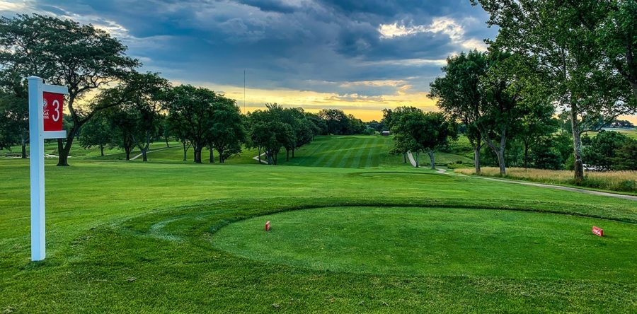 Hanna Leads Nebraska Girls' Amateur Again After 18 Holes