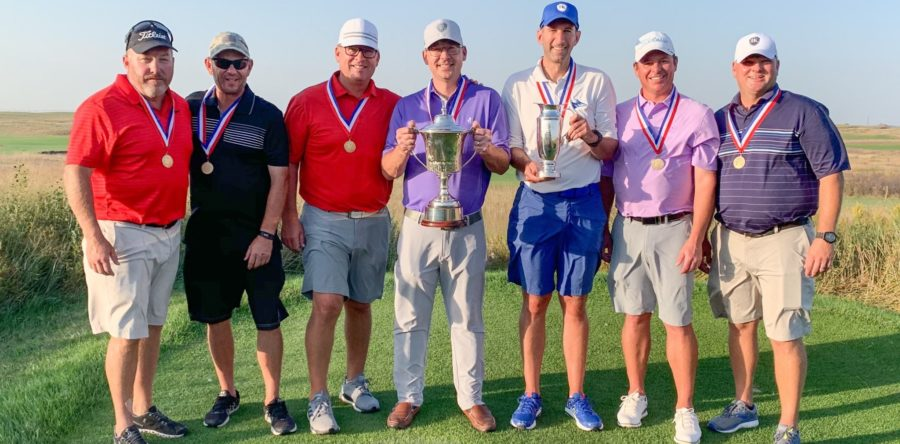 Kearney Country Club Wins Interclub Again
