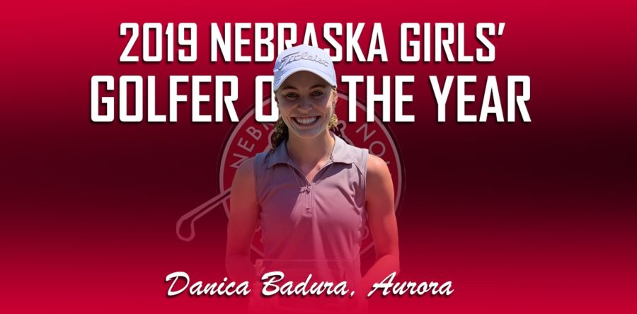 Badura is Nebraska Girls' Golfer of the Year