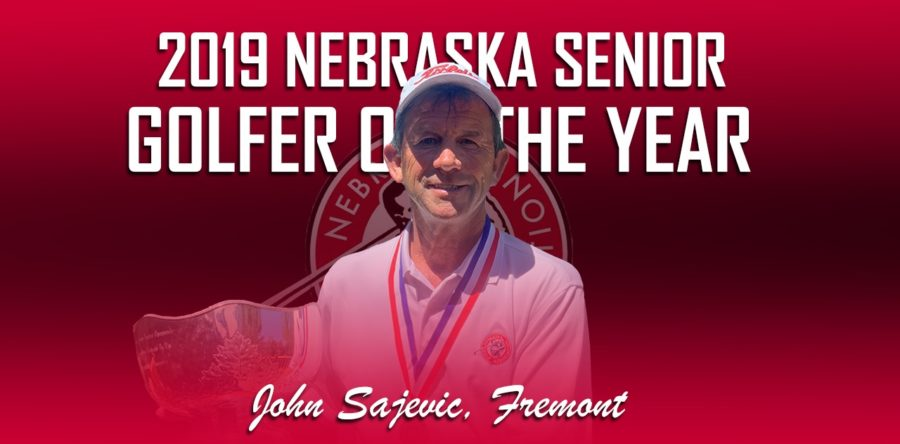 Sajevic is Nebraska Senior Golfer of the Year Again