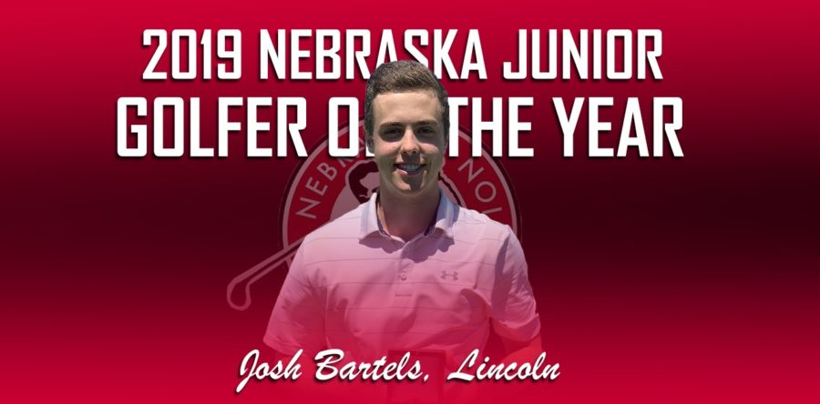 Bartels is Nebraska Junior Golfer of the Year