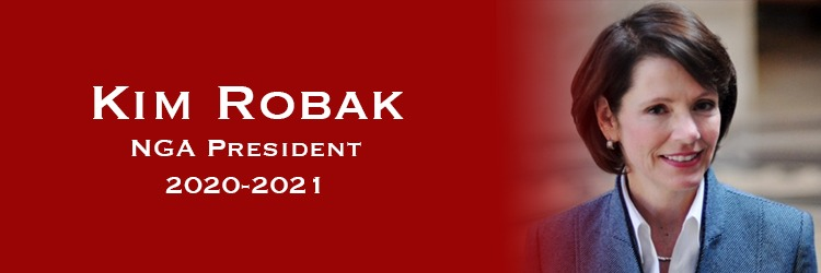 Robak Elected First Female President of NGA