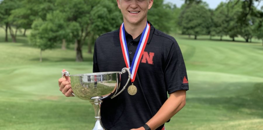 Malleck Captures Nebraska Junior Match Play