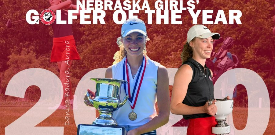 Badura is Nebraska Girls' Golfer of the Year Again