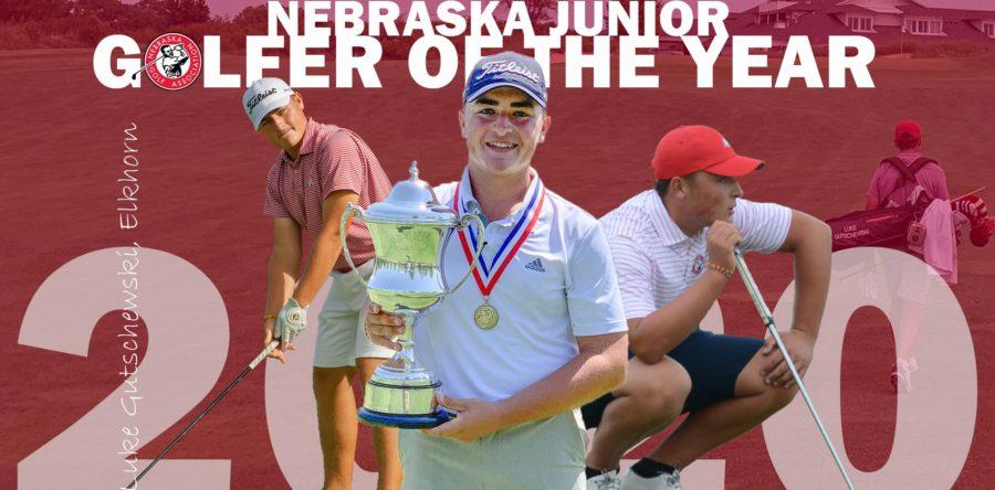 Gutschewski is Nebraska Junior Golfer of the Year