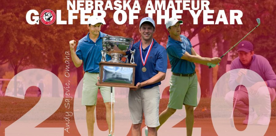 Sajevic Earns Third Nebraska Amateur Golfer of the Year Award