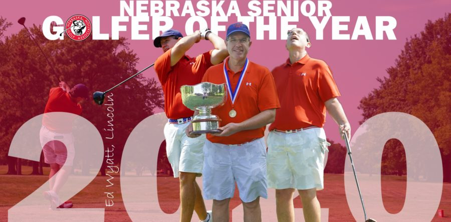 Wyatt is Nebraska Senior Golfer of the Year