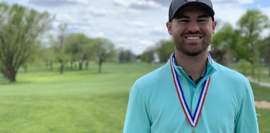 Carson Schaake Catches Fire at U.S. Open Local Qualifying
