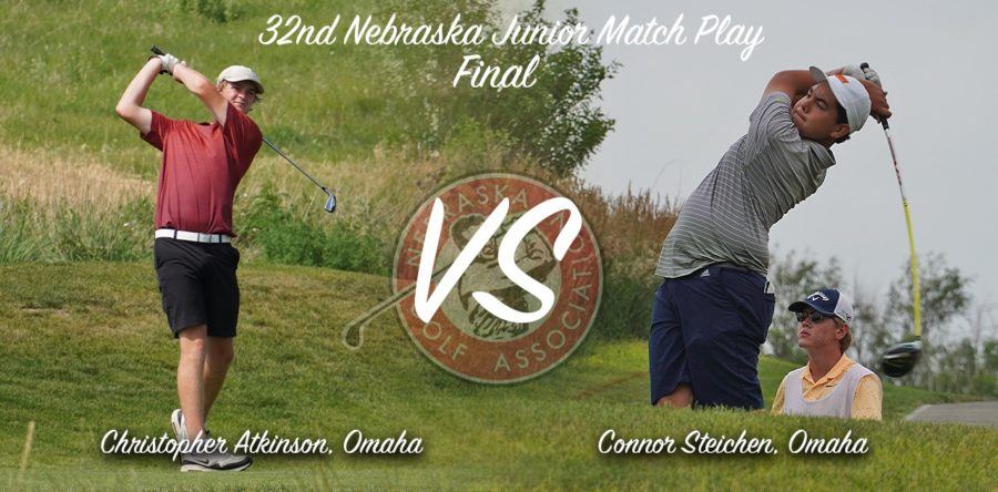 Lefties Atkinson, Steichen to Play for Junior Match Play Title