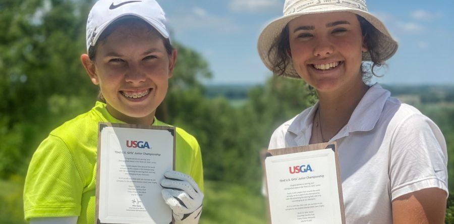 Kolbas, Klonowski Qualify for U.S. Girls' Junior