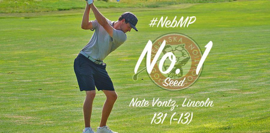 Vontz Stays Hot to Garner No. 1 Seed at Nebraska Match Play