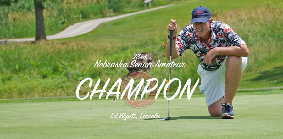 Wyatt Comes Back for Back-to-Back Nebraska Senior Amateur Titles