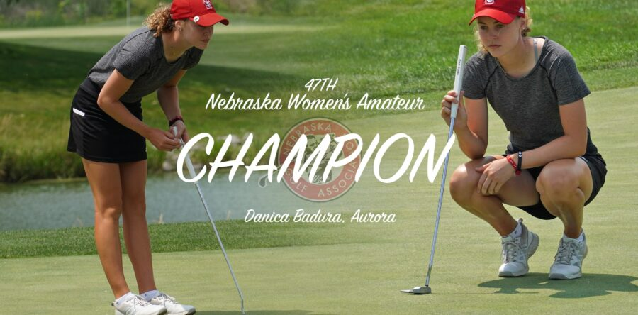Badura Cruises to Back-to-Back Nebraska Women's Amateur Titles