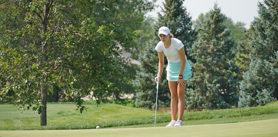 Badura Leads in Quest for Back-to-Back Women's Amateur Titles