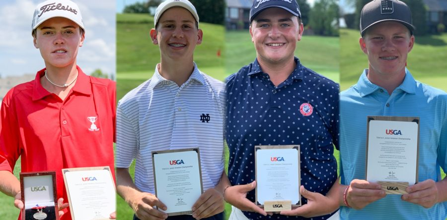 Four Players Qualify for U.S. Junior Amateur at Champions Run
