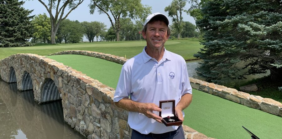 Sajevic Qualifies for First U.S. Senior Amateur Since 2011