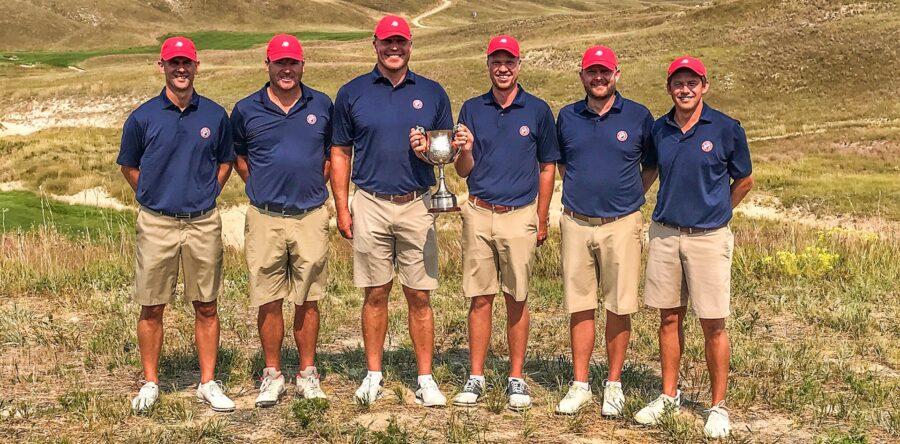 Nebraska Captures Another Director's Cup